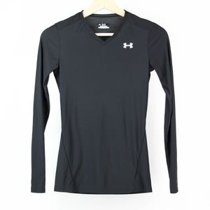Under Armour Womens Top Compression Heat Gear